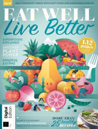 Eat Well, Live Better 1st Edition