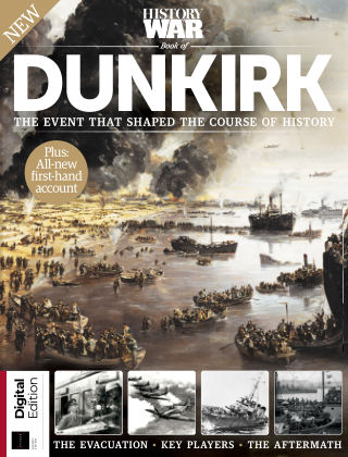 History of War Book of Dunkirk Volume 4