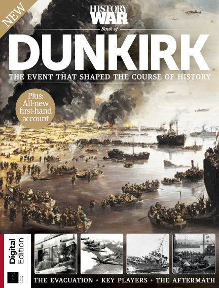 History of War Book of Dunkirk February 01, 2020 00:00