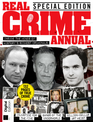 Real Crime Annual 1st Edition