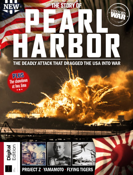 History of War The Story of Pearl Harbor