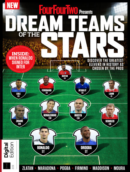 FourFourTwo Presents the Dream Teams of the Stars February 23, 2020 00:00