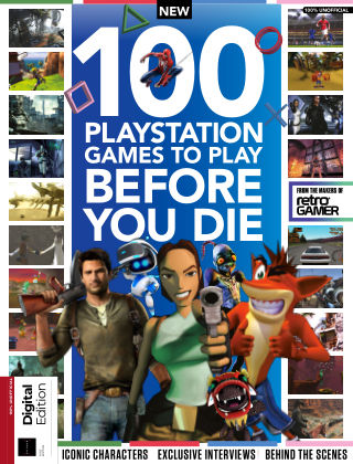 100 PlayStation Games To Play Before You Die 1st Edition