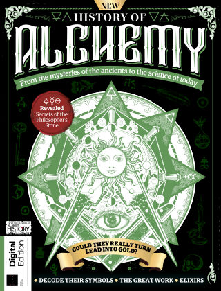 All About History History of Alchemy 1st Edition