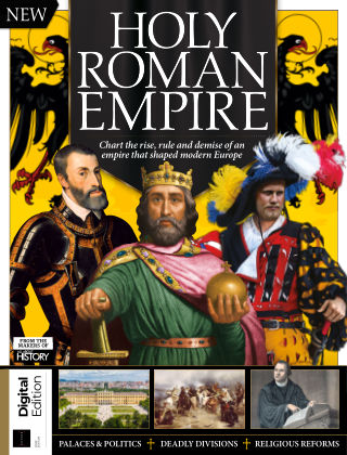 All About History Holy Roman Empire 1st Edition