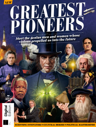 All About History Book of Greatest Pioneers Issue 01
