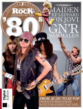 Classic Rock: Legends of the '80s 2nd Edition