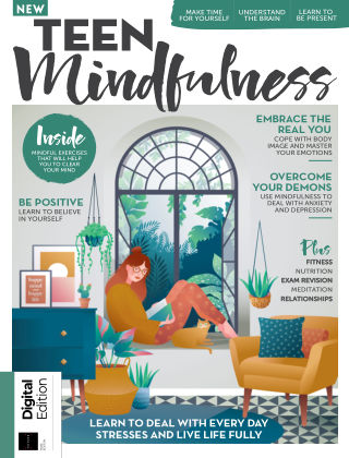 Teen Mindfulness 1st Edition
