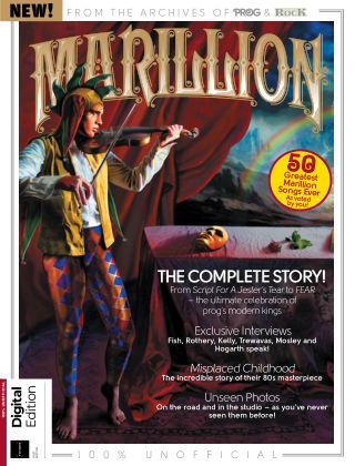 Prog Special: Marillion 1st Edition