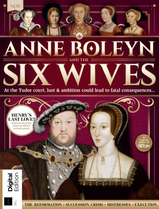 All About History Anne Boleyn & The Wives of Henry VIII First Edition