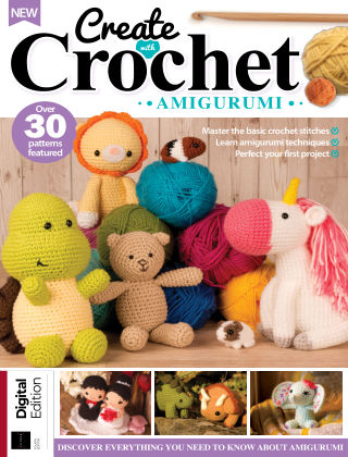 Create With Crochet: Amigurumi Fourth Edition