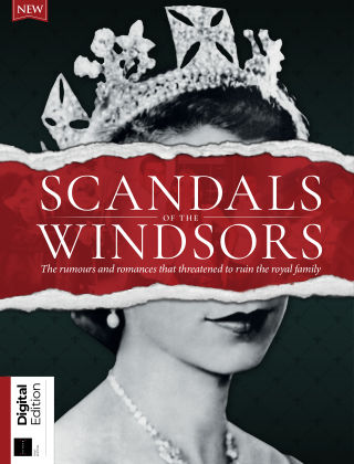 All About History - Scandals of the Windsors First Edition