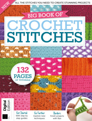 Big Book of Crochet Stitches First Edition