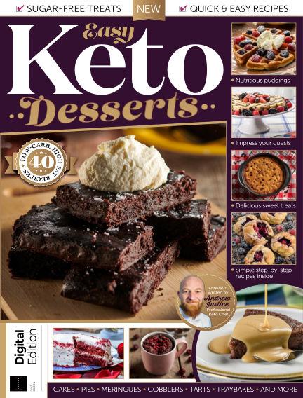 Easy Keto Desserts July 19, 2020 00:00