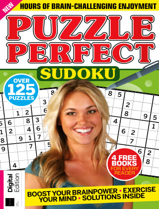 Puzzle Perfect: Sudoku 1st Edition