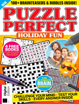 Puzzle Perfect: Sudoku Holiday Fun