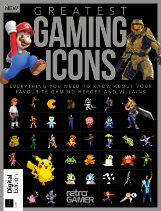 Greatest Gaming Icons Second Edition