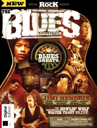 The Blues Collection Fourth Edition