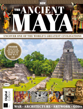 All About History Book of the Maya First Edition