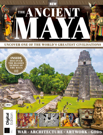 All About History Book of the Maya October 05, 2020 00:00