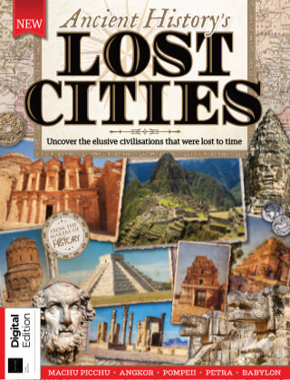 All About History Lost Cities Third Edition