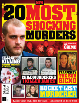 Real Crime Specials 20 Shocking Murders