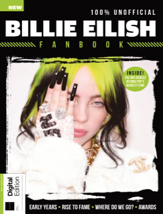 The Billie Eilish Fanbook First Edition