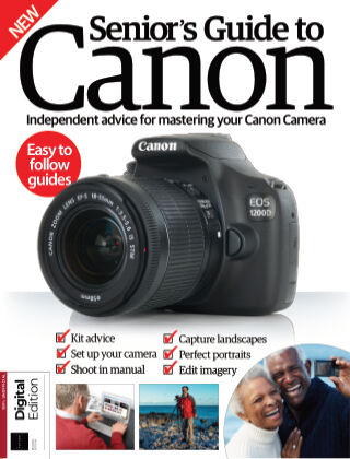 Senior's Canon Camera Book Second Edition