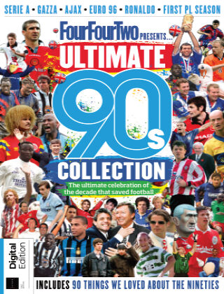 FourFourTwo Ultimate 90s Collection First Edition