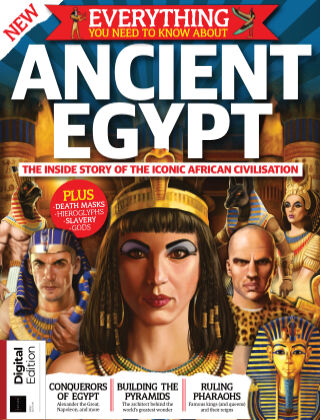 Everything You Need To Know About… Ancient Egypt First Edition