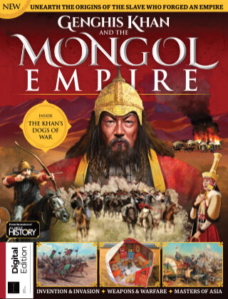 All About History Mongol Empire 1st Edition