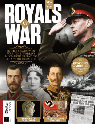 All About History Royals At War First Edition
