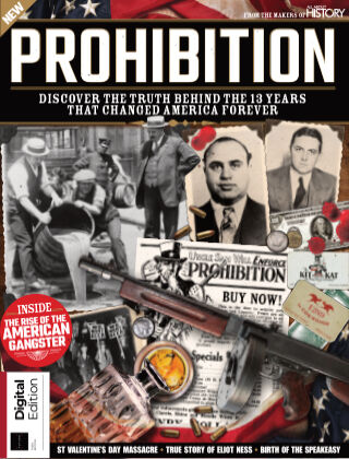 All About History Book of the Prohibition Third Edition