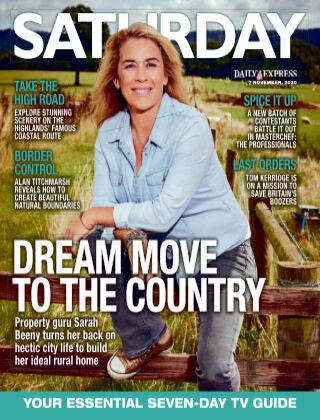 Daily Express Saturday Magazine 2020-11-07