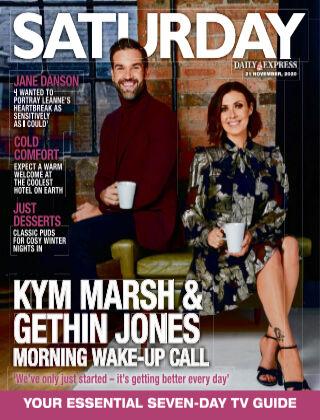 Daily Express Saturday Magazine 2020-11-21