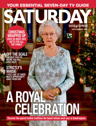 Daily Express Saturday Magazine 2020-11-28