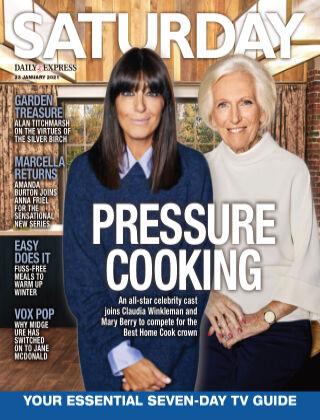 Daily Express Saturday Magazine 2021-01-23