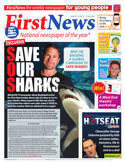 First News July 11, 2014 00:00