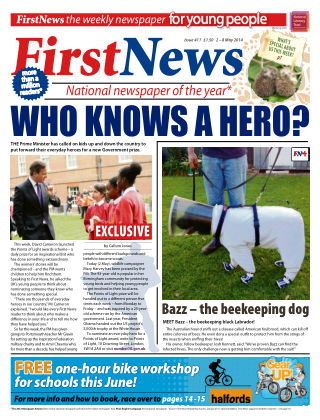 First News 2nd May 2014