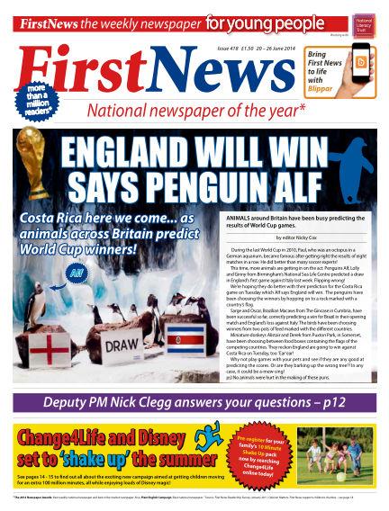 First News June 20, 2014 00:00