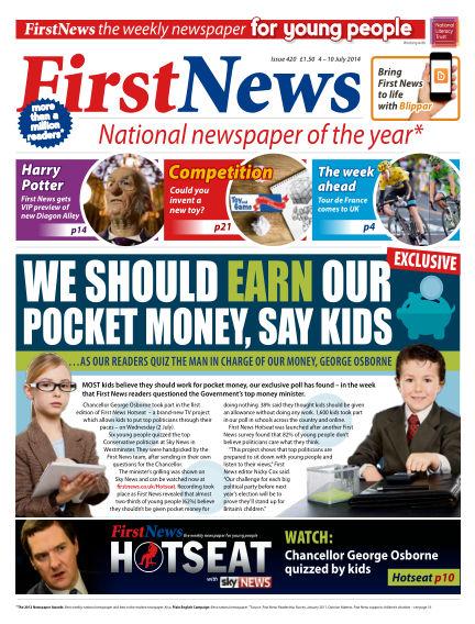 First News July 04, 2014 00:00