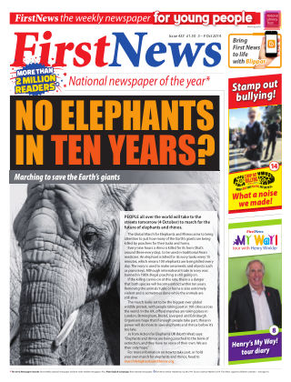 First News 3rd October 2014