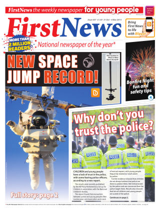 First News 31st October 2014