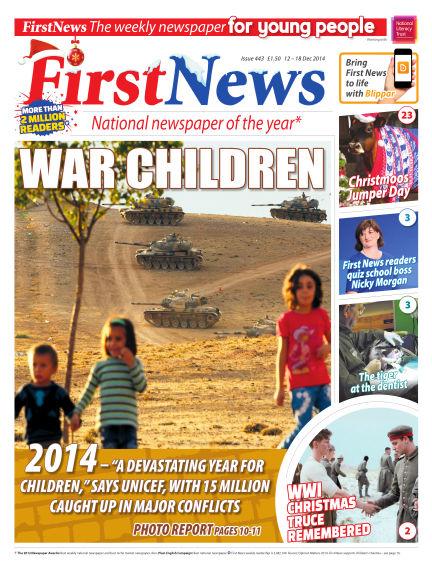 First News December 12, 2014 00:00