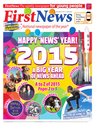 First News 26th December 2014