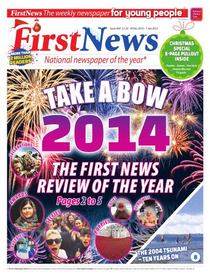 First News December 19, 2014 00:00