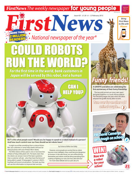 First News February 06, 2015 00:00