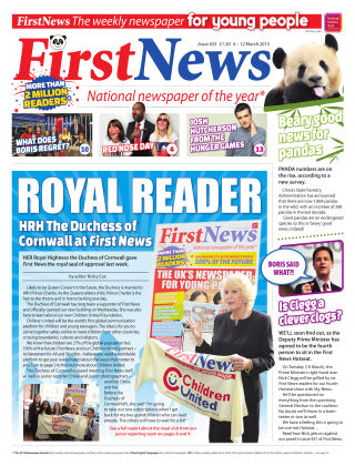 First News 6th March 2015