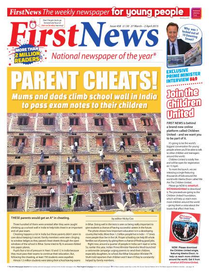 First News March 27, 2015 00:00