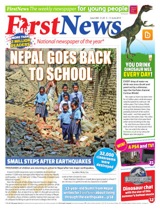 First News 5th June 2015